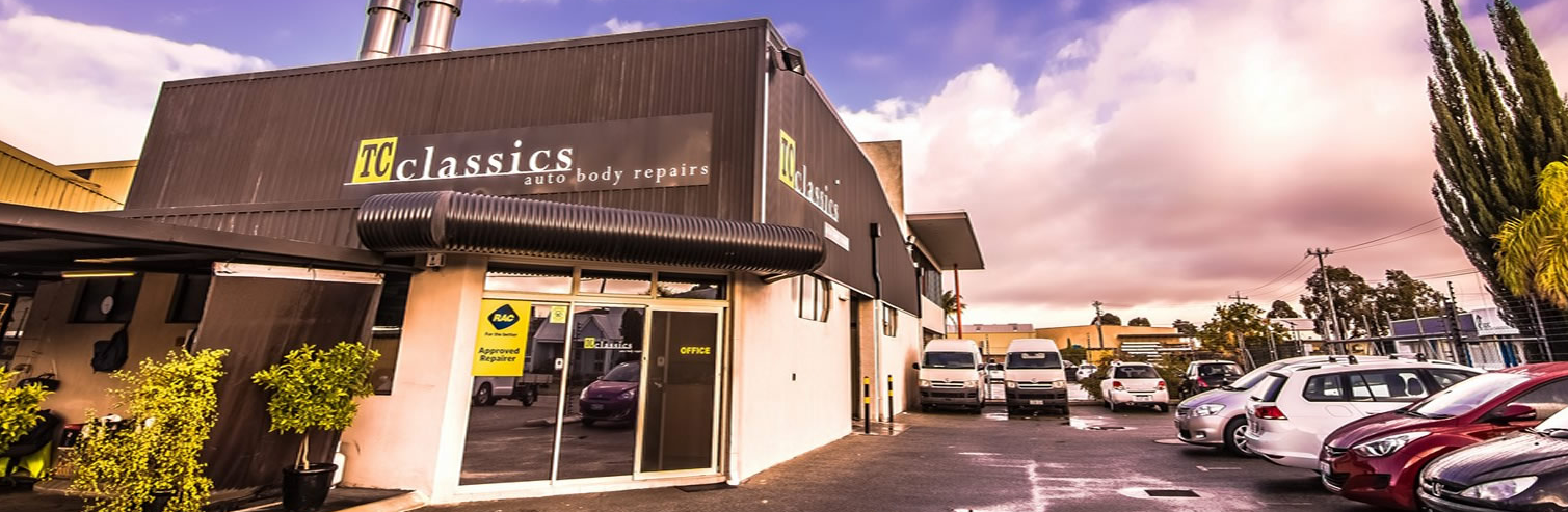 Auto Body Repair Specialists | TC Classics | Auto body Repairs Perth